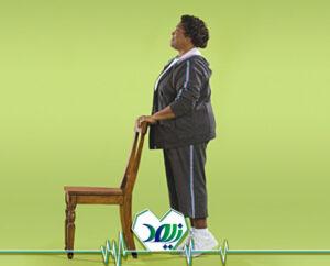 ورزش با صندلی