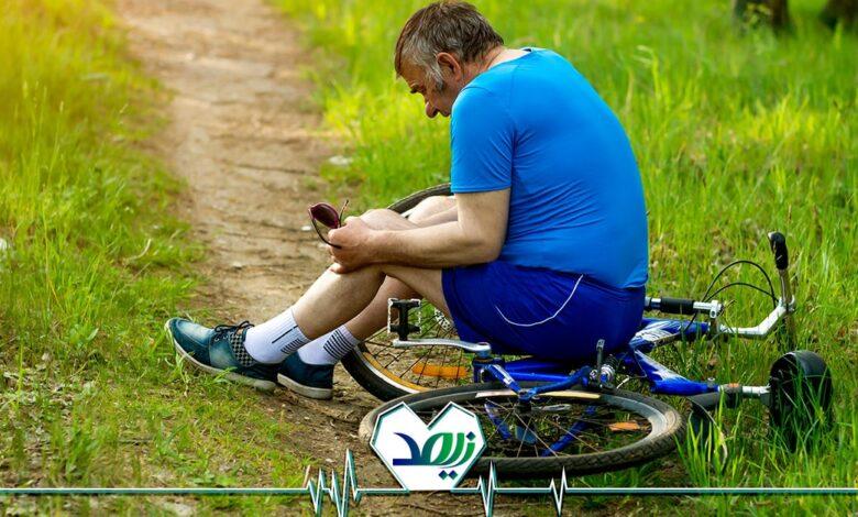 ورزش صبحگاهی برای سالمندان