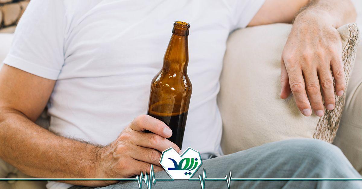 خطرات مصرف الکل برای افراد مسن