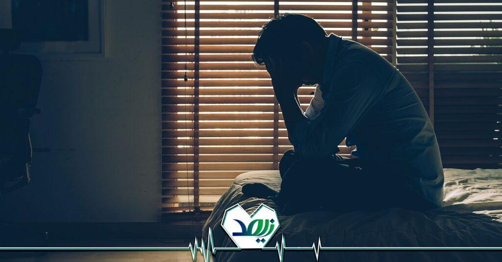 عوامل افسردگی مردان