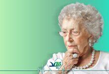 تصویر از راهنمایی برای انتخاب رنگ موی سالمندان