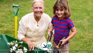 Photo of باغبانی در دوره بازنشستگی، مثل زندگی در طبیعت