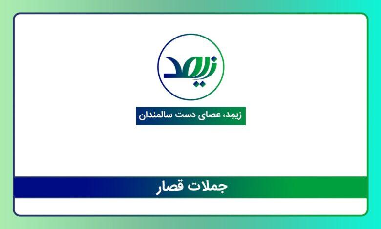 متن ادبی روز سالمندان و دوره میانسالی