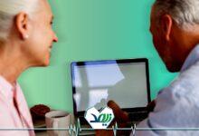 سایت و شبکه های اجتماعی سالمندان