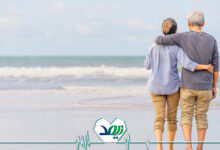 تصویر از ۷ مرحله سوگواری بعد از فوت همسر و نحوه برگشت به زندگی طبیعی