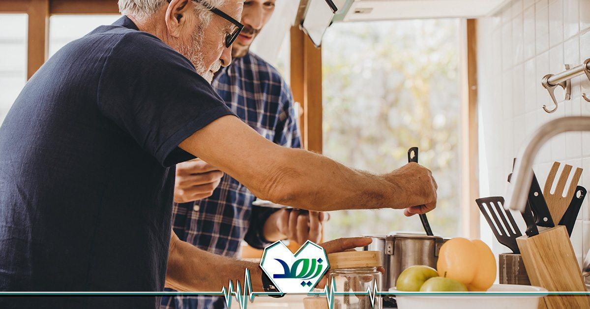درآمد شغل تهیه غذا در منزل