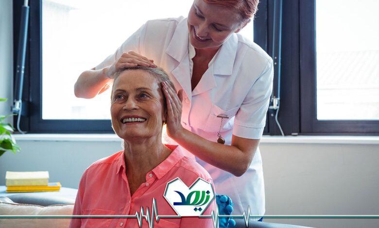 تصویر از ویژگی های انتخاب پرستار خوب برای سالمندان