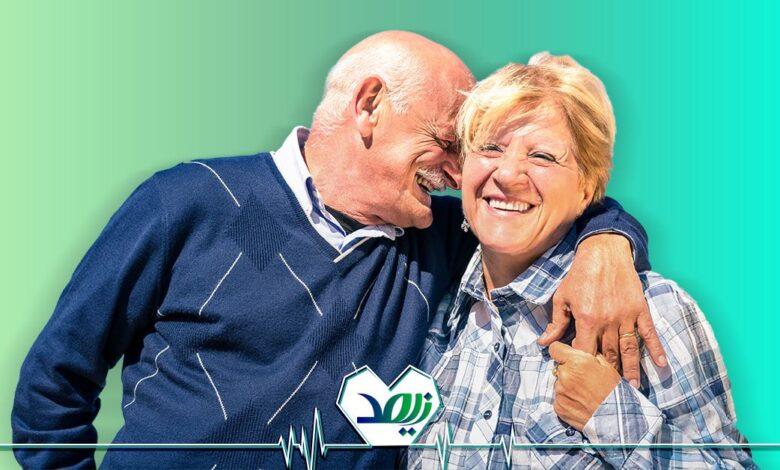 Photo of جنبه های مثبت ازدواج سالمندان و چند نکته!
