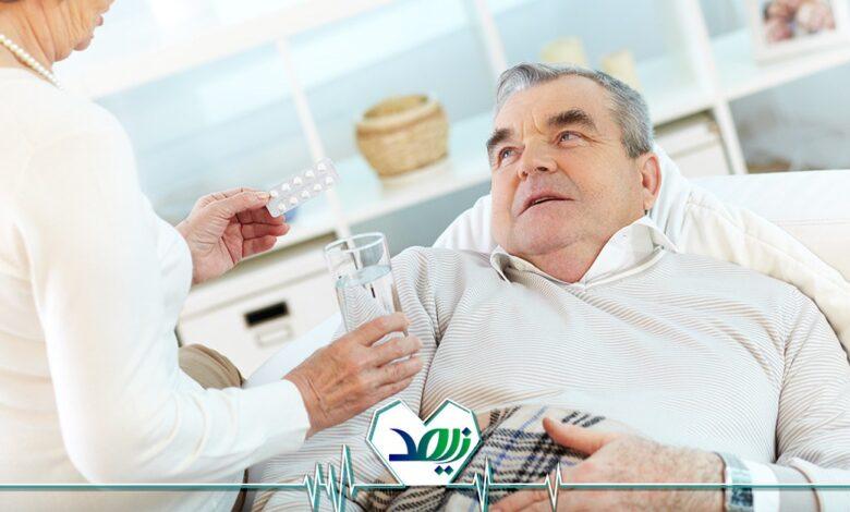درمان سرطان کبد در سالمندان