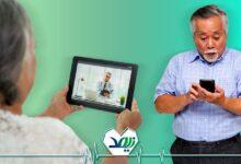 تکنولوژی برای سالمندان