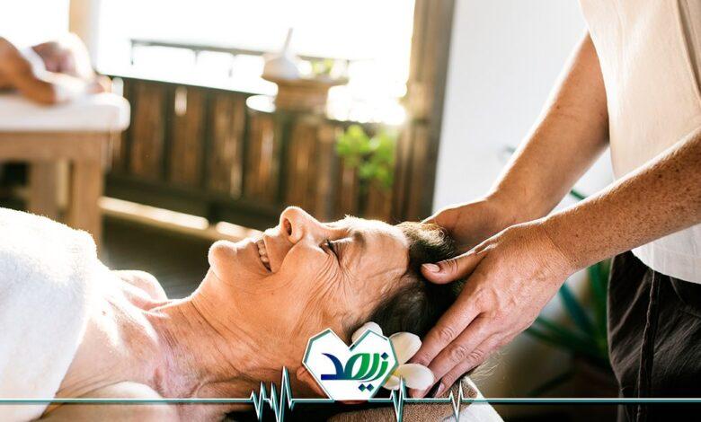 ماساژ درمانی برای دوران بازنشستگی