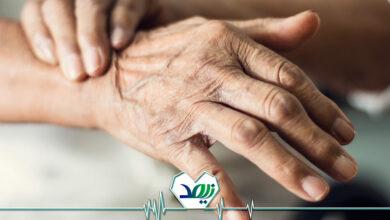تصویر از بیماری های پوستی در سالمندان و راه درمان آن