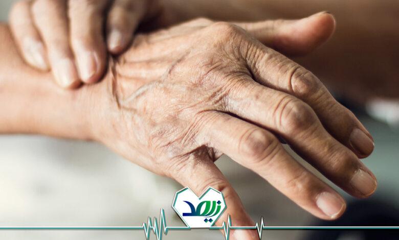 بیماری های پوستی در سالمندان