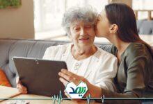 تصویر از ادراک پیری در سالمندان