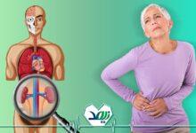 نارسایی کلیه در سالمندان