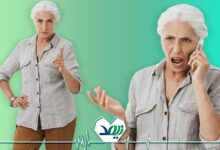 سالمندان عصبی