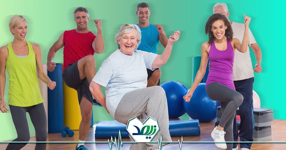 سلامت قلب در سالمندان