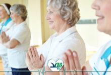 ورزش های تعادلی برای سالمندان