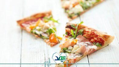 دستور پخت پیتزا رژیمی