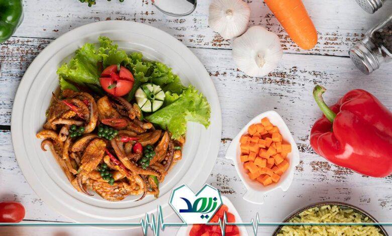 رژیم گیاهخواری سالمند