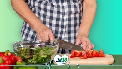 غذای کمکی سالمندان