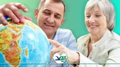 سفر و گردشگری سالمندان