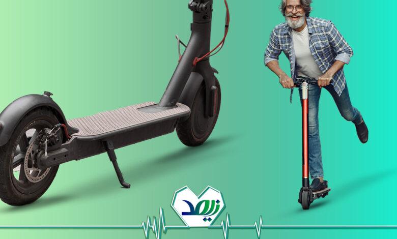 راهنمای خرید اسکوتر سالمندان
