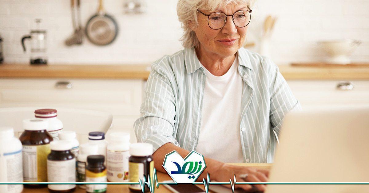 داروهایی که استفاده از آنها برای سالمندان خطرناک است و به سلامتی آنها آسیب میزند.