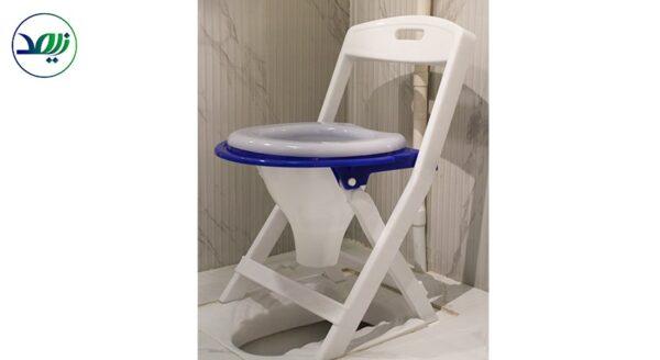 توالت فرنگی قابل حمل