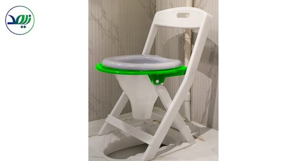 صندلی حمام قابل حمل
