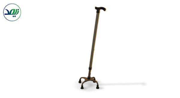 عصا چهارپایه