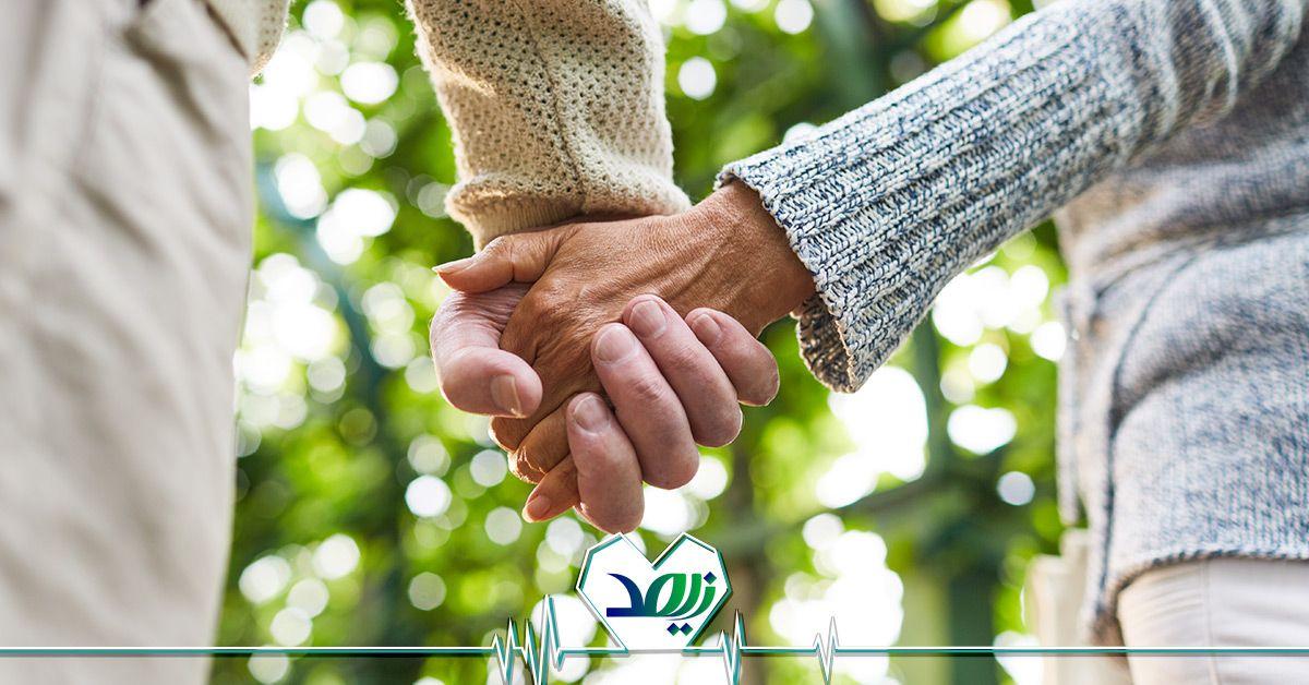 اهمیت زندگی مستقل سالمندان