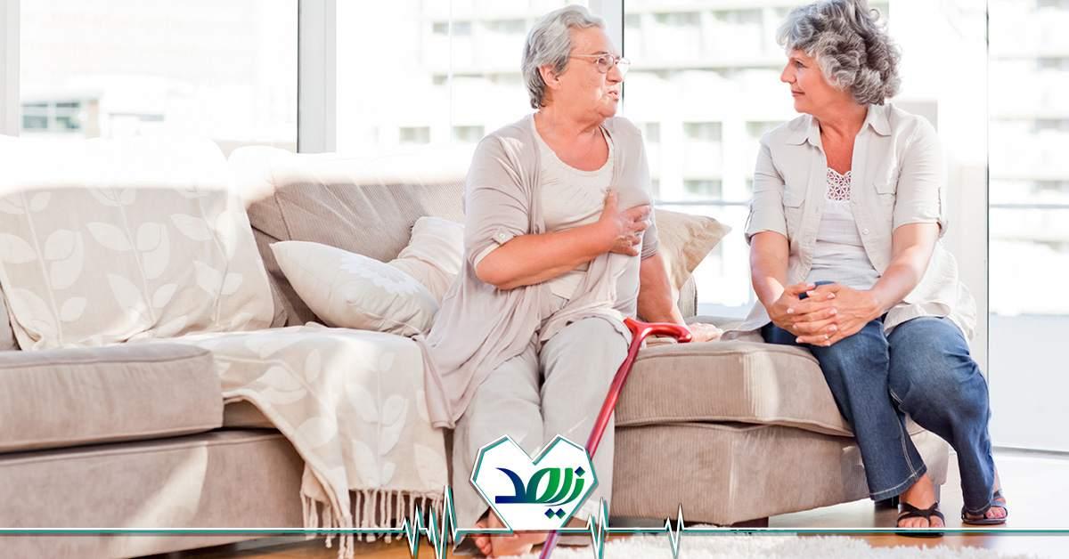 تفاوت پرستار و همدم سالمند چیست