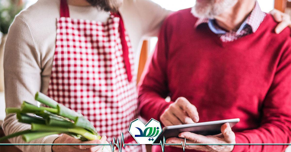 مزایا و معایب پیاز برای سالمندان